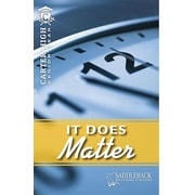 Saddleback Educational Publishing® It Does Matter; Grades 9-12