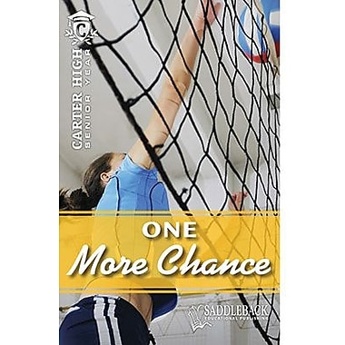 Saddleback Educational Publishing® One More Chance; Grades 9-12