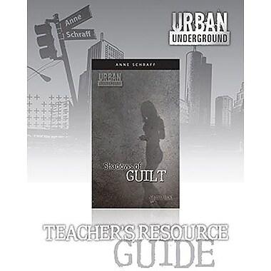 Saddleback Educational Publishing® Urban Underground Shadows of Guilt; Teacher's Resource Guide