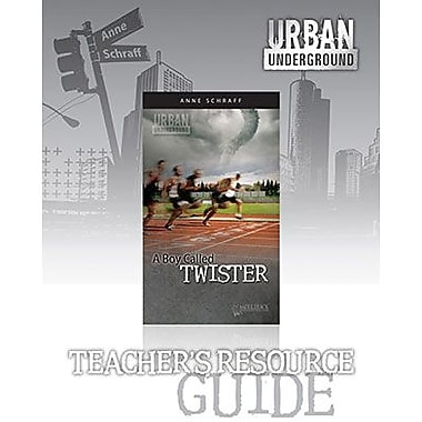 Saddleback Educational Publishing® Urban Underground A Boy Called Twister; Teacher's Digital Guide