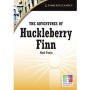 Saddleback Educational Publishing® Timeless Classics; The Adventures of Huckleberry Finn, IWB