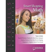 Saddleback Educational Publishing® Smart Shopping Math; Grades 6-12