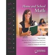 Saddleback Educational Publishing® Home and School Math; Grades 6-12