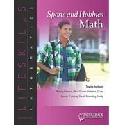 Saddleback Educational Publishing® Sports and Hobbies Math; Grades 6-12