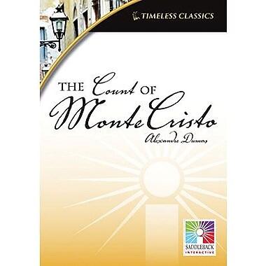Saddleback Educational Publishing® Timeless Classics; The Count of Monte Cristo, IWB, Grades 9 -12
