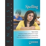 Saddleback Educational Publishing® Spelling (Enhanced eBook); Grades 6-12