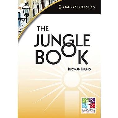 Saddleback Educational Publishing® Timeless Classics; Jungle Book, IWB, Grades 9 -12