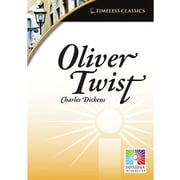 Saddleback Educational Publishing® Timeless Classics; Oliver Twist, IWB, Grades 9 -12