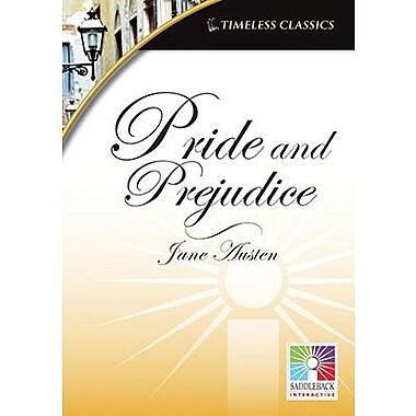 Saddleback Educational Publishing® Timeless Classics; Pride and Prejudice, IWB, Grades 9 -12