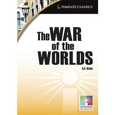 Saddleback Educational Publishing® Timeless Classics; War of the Worlds, IWB, Grades 9 -12