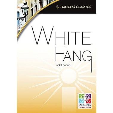 Saddleback Educational Publishing® Timeless Classics; White Fang, IWB, Grades 9 -12