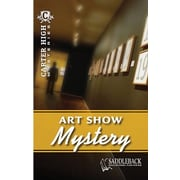 Saddleback Educational Publishing® Art Show Mystery; Grades 9-12