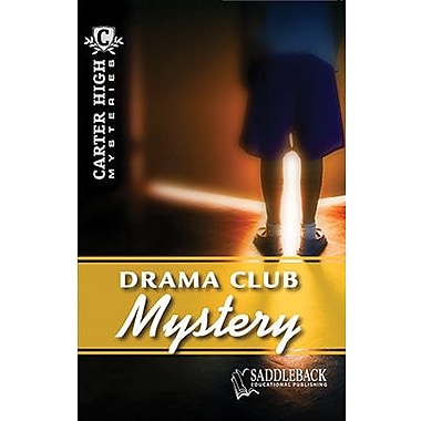 Saddleback Educational Publishing® Drama Club Mystery; Grades 9-12