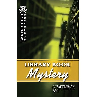 Saddleback Educational Publishing® Library Book Mystery; Grades 9-12