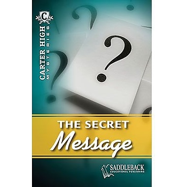 Saddleback Educational Publishing® The Secret Message; Grades 9-12