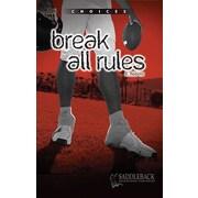 Saddleback Educational Publishing® Break All Rules; Grades 9-12