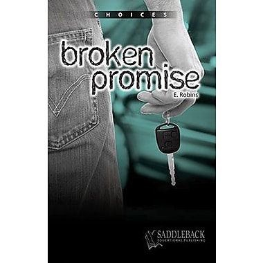 Saddleback Educational Publishing® Broken Promise; Grades 9-12