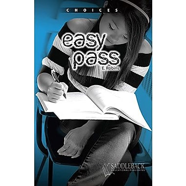 Saddleback Educational Publishing® Easy Pass; Grades 9-12