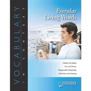 Saddleback Educational Publishing® Everyday Living Words; Grades 6-12