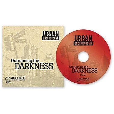 Saddleback Educational Publishing® Urban Underground Outrunning the Darkness; Audiobook