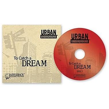 Saddleback Educational Publishing® Urban Underground To Catch a Dream; Audiobook, Grades 9-12