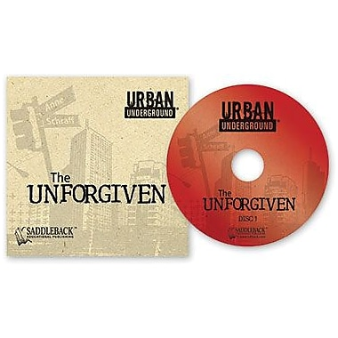 Saddleback Educational Publishing® Urban Underground The Unforgiven; Audiobook, Grades 9-12