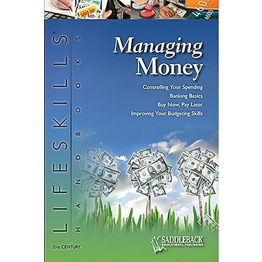 Saddleback Educational Publishing® Managing Money Handbook; Grades 9-12