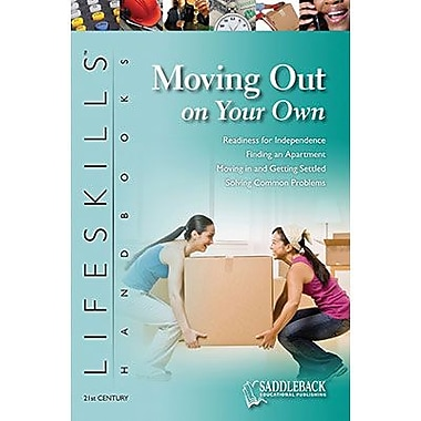 Saddleback Educational Publishing® Moving Out on Your Own Handbook; Grades 9-12