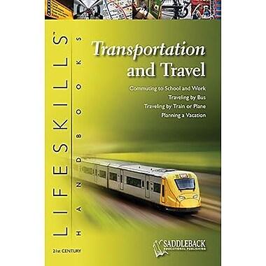 Saddleback Educational Publishing® Transportation and Travel Handbook; Grades 9-12