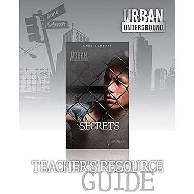 Saddleback Educational Publishing® Urban Underground Dark Secrets; Teacher's Resource, Digital Guide