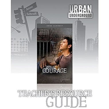 Saddleback Educational Publishing® Urban Underground Time of Courage; Teacher's Digital Guide