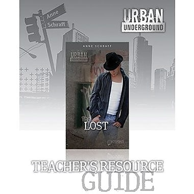 Saddleback Educational Publishing® Urban Underground The Lost; Teacher's Resource, Digital Guide