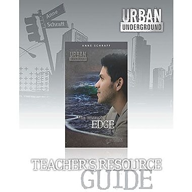Saddleback Educational Publishing® Urban Underground The Water's Edge; Teacher's Digital Guide