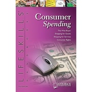 Saddleback Educational Publishing® Consumer Spending Handbook; Grades 9-12