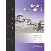Saddleback Educational Publishing® Reading Nonfiction 2; Enhanced eBook, Grades 6-12
