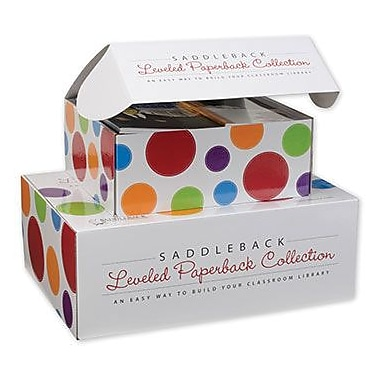 Saddleback Educational Publishing® Leveled Collections Level 1 Small Box