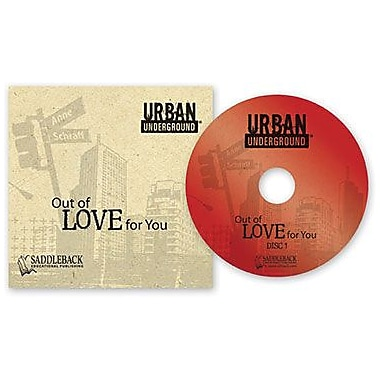 Saddleback Educational Publishing® Urban Underground Out of Love for You; Audiobook, Grades 9-12