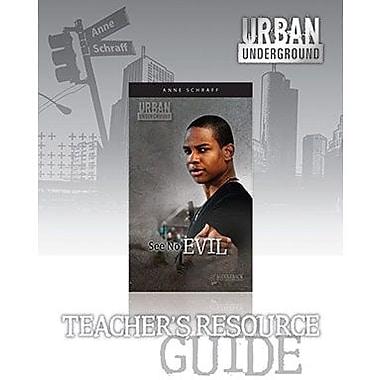 Saddleback Educational Publishing® Urban Underground See No Evil; Teacher's Resource, Digital Guide