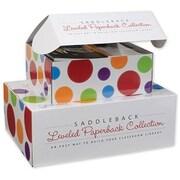 Saddleback Educational Publishing® Leveled Collections Level 1 Large Box; Grades 9-12