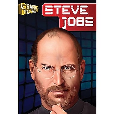 Saddleback Educational Publishing® Steve Jobs; Grades 9-12