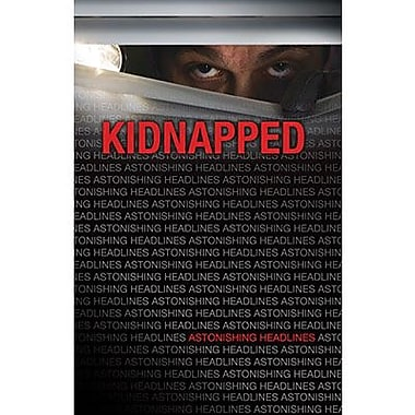 Saddleback Educational Publishing® Kidnapped; Grades 9-12