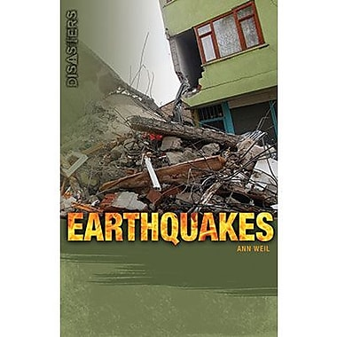 Saddleback Educational Publishing® Earthquakes; Grades 9-12