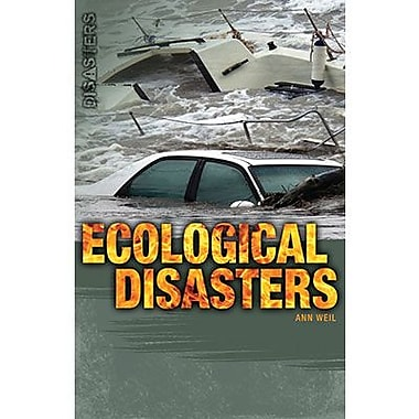 Saddleback Educational Publishing® Ecological Disasters; Grades 9-12