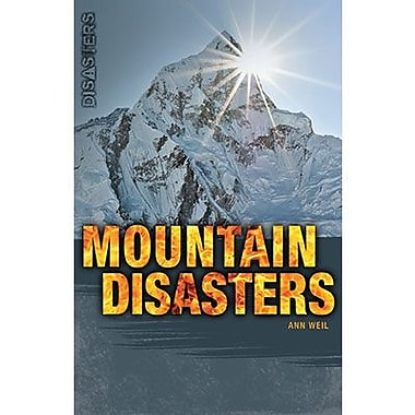 Saddleback Educational Publishing® Mountain Disasters; Grades 9-12