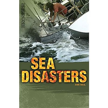 Saddleback Educational Publishing® Sea Disasters; Grades 9-12