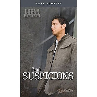 Saddleback Educational Publishing® Urban Underground Dark Suspicions; Cesar Chavez High Series