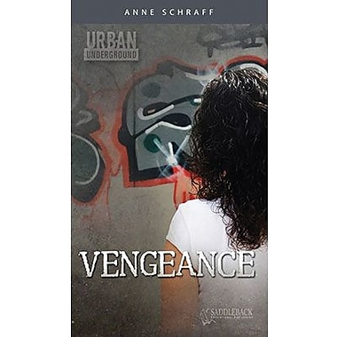 Saddleback Educational Publishing® Urban Underground Vengeance; Cesar Chavez High School Series