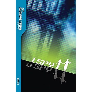 Saddleback Educational Publishing® I Spy e-Spy; Spy, Grades 9-12