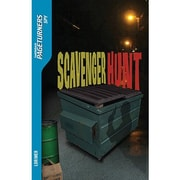 Saddleback Educational Publishing® Scavenger Hunt; Spy, Grades 9-12