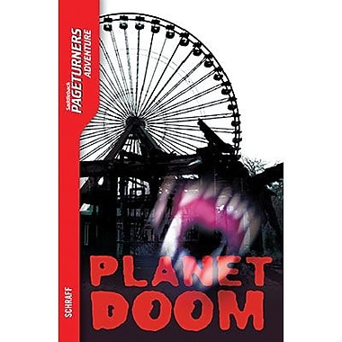 Saddleback Educational Publishing® Planet Doom; Adventure, Grades 9-12
